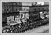 Défilé de jour de décoration sur la rue Main en avant de l'hotel Strathcona 1922 01-037Thomas Burns Archives of Manitoba