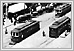 Regarder au nord sur la rue Main de l'avenue Portage 1925 N21161 01-075 Winnipeg-Streets-Main 1925 Archives of Manitoba
