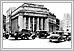 Regarder du sud sur la rue Main de l'avenue Portage 1938 01-080 Winnipeg-Streets-Main 1938 Archives of Manitoba