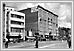 Le côté ouest de la rue Main de l'avenue Portage 1947 01-082 Winnipeg-Streets-Main 1947 Archives of Manitoba