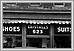 Côté est de rue Main entre la rue Market et la rue James' 1941 01-091 and Record Control Centre City of Winnipeg Archives
