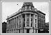 Regardant vers l'ouest de l'avenue Portage banque Nova Scotia a la gauche 02-389 Gary Becker Heritage Winnipeg