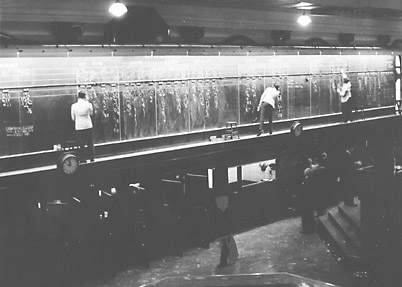 Grain Exchange interior' May 31' 1949 04-346 Tribune Pictures UofM Special Archives