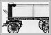 Chariot de la livraison de Robinson Cie. construit par Lawrie Wagon et Carriage Company N17806 08-124 Lawrie Wagon and Carriage Company Archives of Manitoba