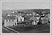 Vue nord-est de la rue Main et de l'avenue Market 1874 N20724 09-105 Winnipeg-Views-1874 Archives of Manitoba