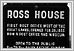 Plaque de Chambre de Ross 1891 N13315 10-034 Historic Sites-Ross House Archives of Manitoba